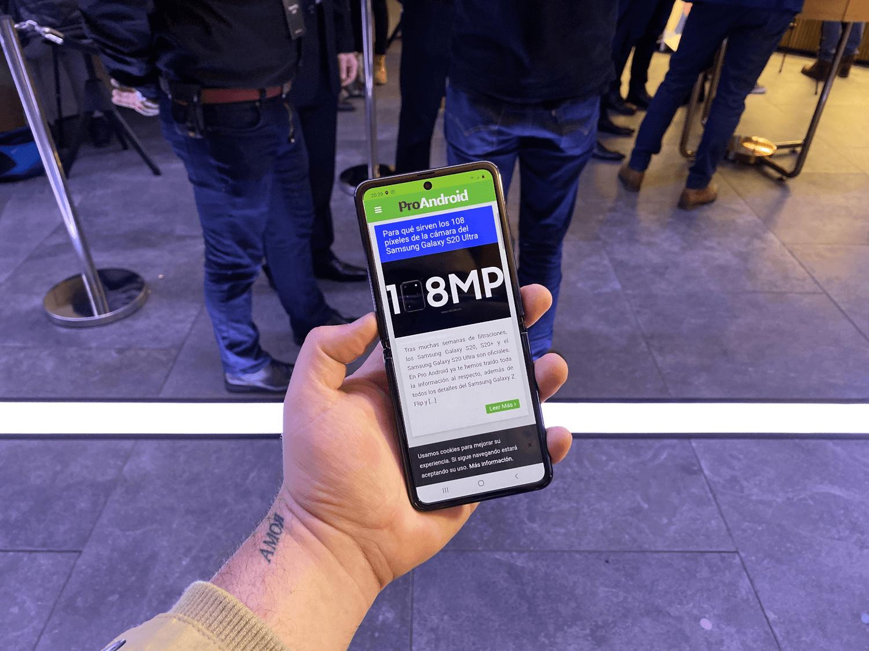 Na mobilní telefony Samsung se z aplikace Find My Mobile dostává velmi podivné oznámení