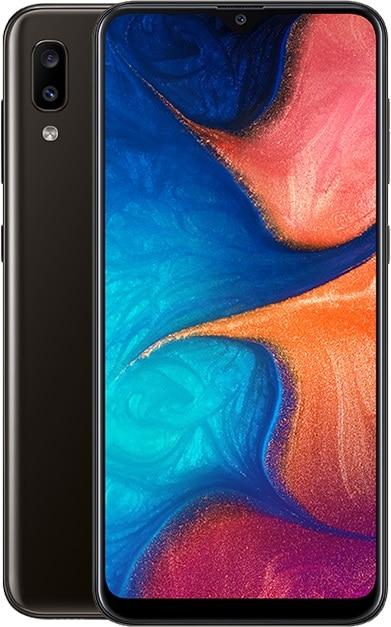 Samsung Galaxy A20 je dodáván s duálním hlavním fotoaparátem, baterií USB CY 4000 mAh