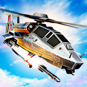 Massive Warfare: Tank Helicopter Game