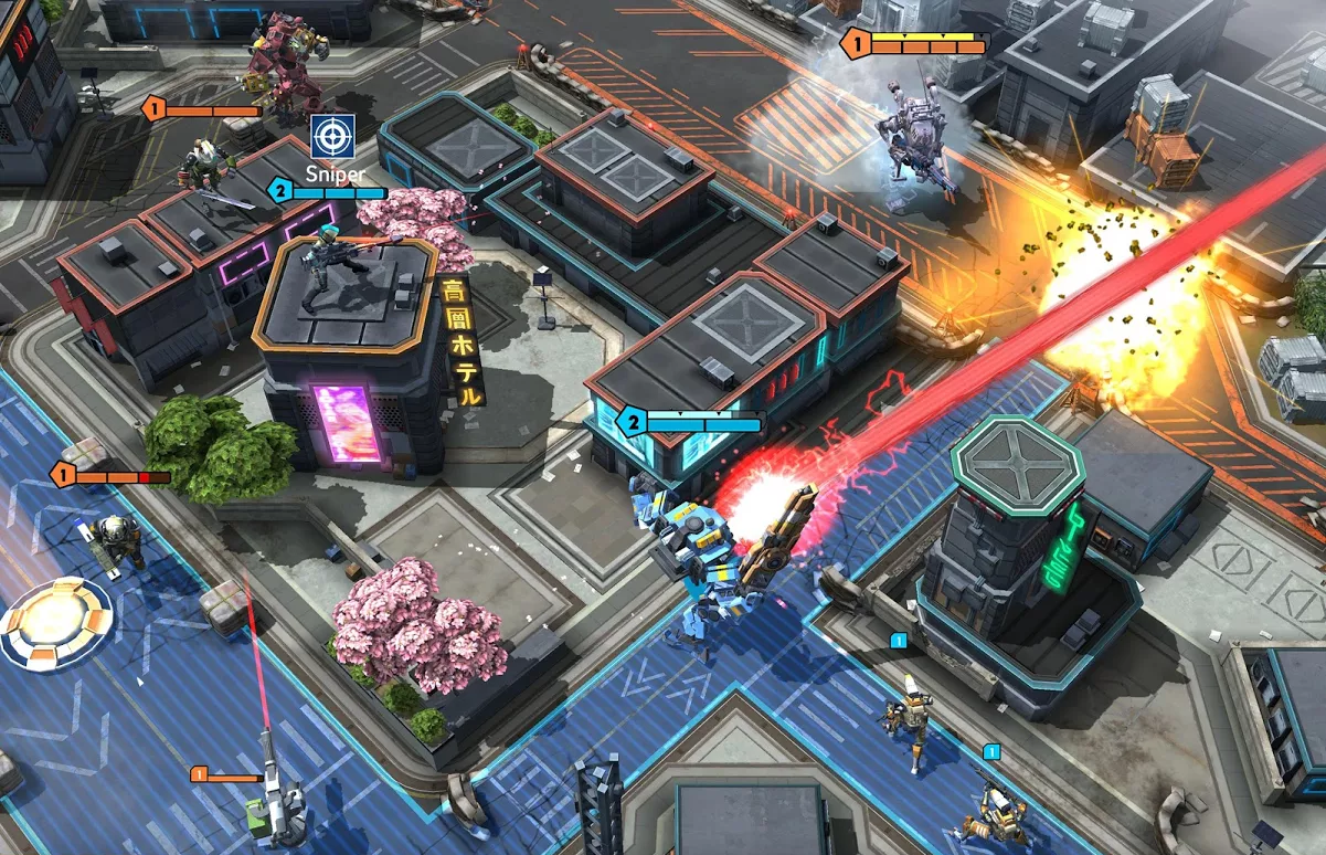 Hra Titanfall Assault