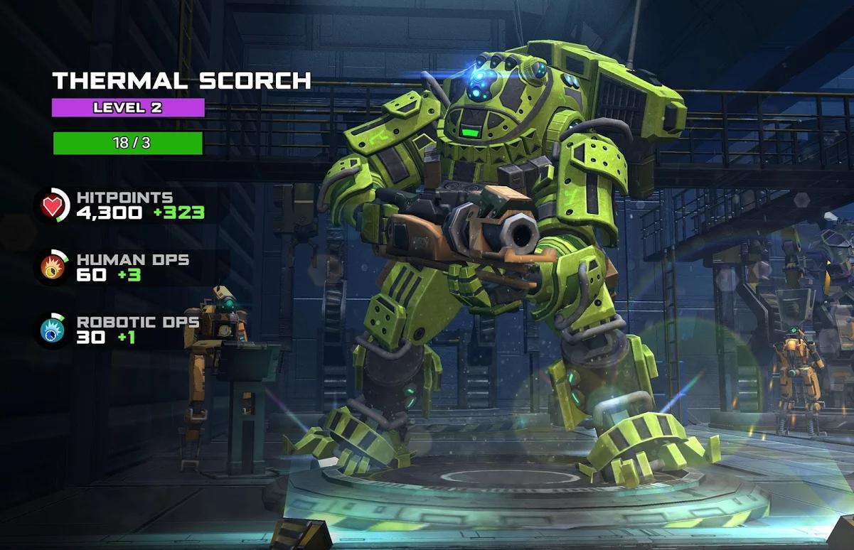 Android Titan v Titanfall Assault
