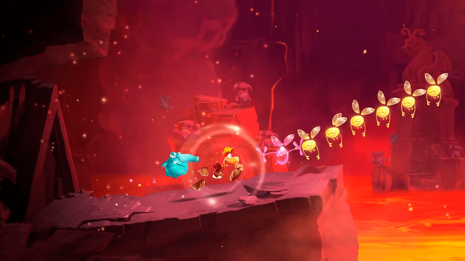 Rayman Adventures pro Android