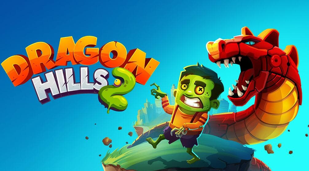 Dragon Hills 2 pro Android