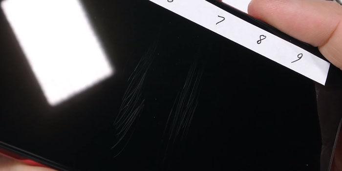 vytrvalostní obrazovka redmi note 7