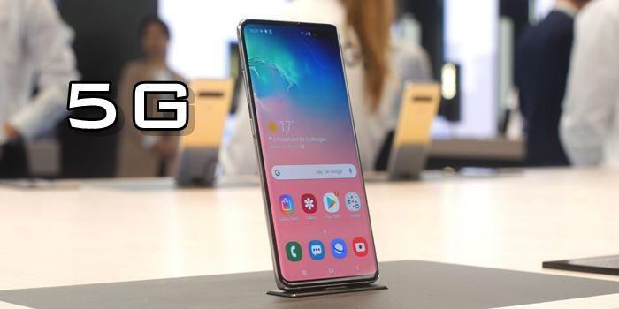 Samsung Galaxy S10 Plus 5G Porovnání