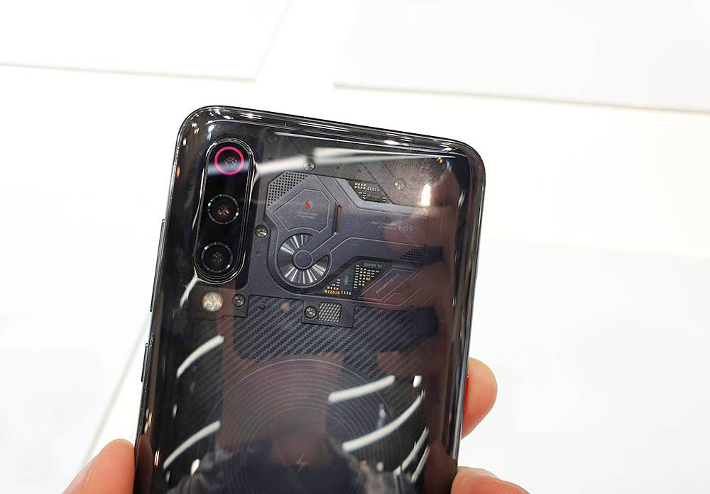 Průhledná verze Xiaomi Mi 9