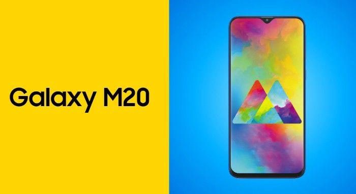 Samsung Galaxy M20 dorazil do Španělska