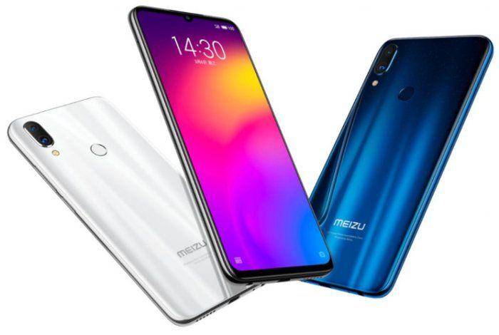 Cena a spuštění Meizu Note 9