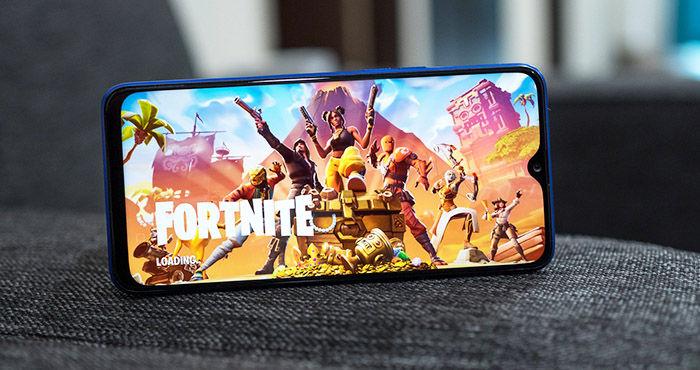 Realme 3 Fortnite