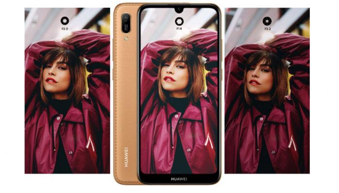 Specifikace Huawei Y6 Prime (2019)