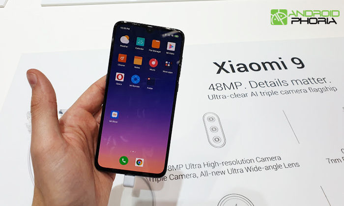baterie Xiaomi Mi 9