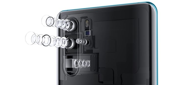 fotoaparáty huawei p30 pro 4