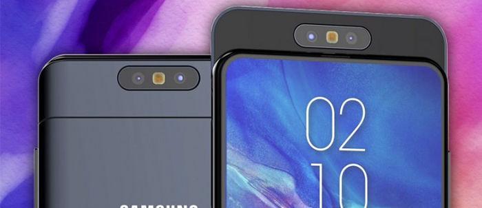 Fotoaparáty Samsung Galaxy A90
