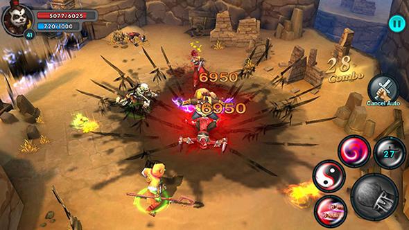 RPG paměťové hry 3