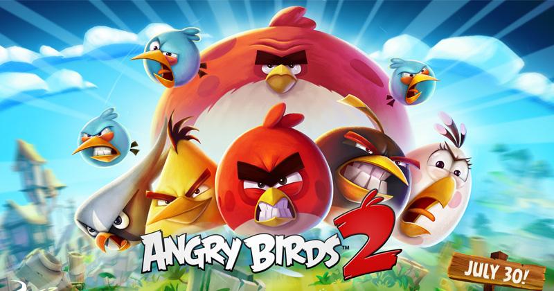 5 podobných her pro iPhone a iPad podobných Angry Birds