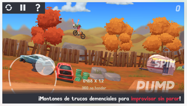 Čerpané BMX 3