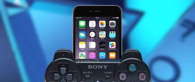SONY iOS