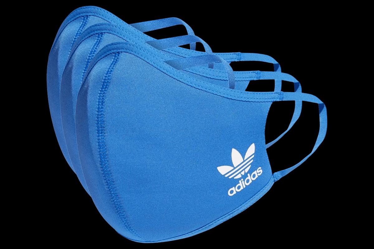 Adidas začíná vyrábět pleťové masky pro nový normál Pokud to nedokáže, že pleťové masky budou navždy součástí našeho života, nic se nestane.
