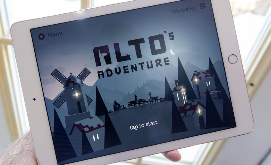 Alto's Adventure: 8 tipů a triků pro iPhone a iPad