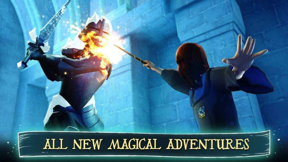 Harry Potter: Bradavické tajemství