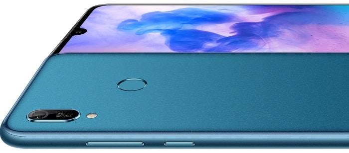 Huawei Y6 2019 přichází se zadním snímačem otisků prstů a jednoduchým fotoaparátem