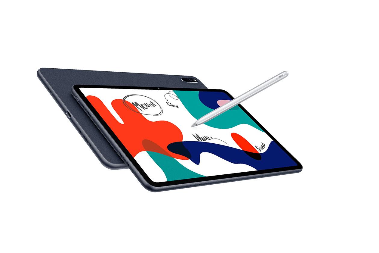 Huawei přináší nový Matepad do Mexika, to je cena, kterou chce Huawei konkurovat iPadu.