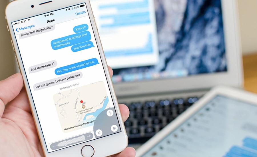 Jak odmítnout hovor s textovou zprávou na iPhone