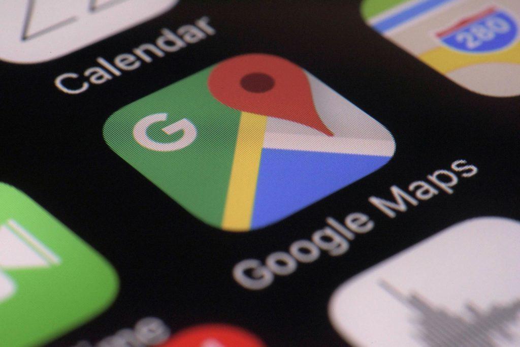 Jak se vektory používají v Mapách Google