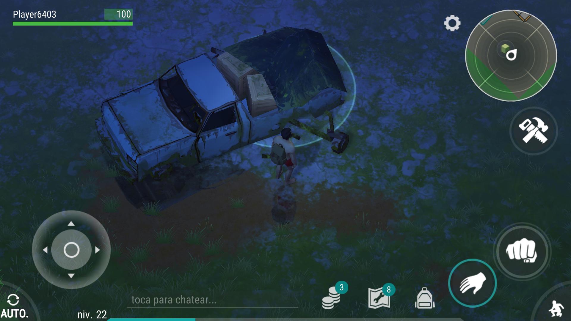 Poslední den ve světě kamionu
