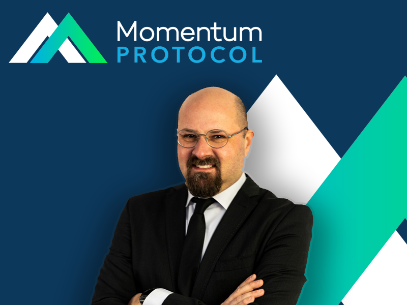 Momentum Protocol jmenuje nového generálního ředitele pro globální expanzi