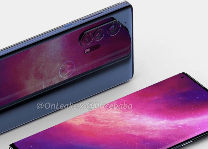 Motorola Edge + bude mít také 108megapixelový fotoaparát