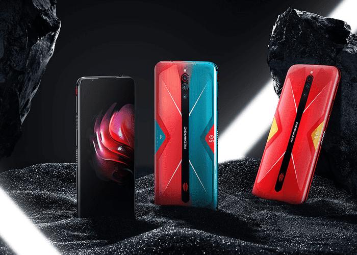 Nubia Red Magic 5G se stává oficiálním se 144 Hz displejem