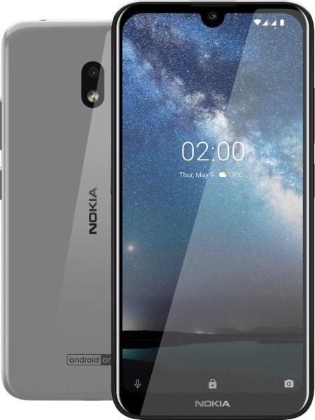 Nokia 2.2, praktický mobilní telefon s 5,71 palcovým HD + displejem a Helio A22 jako motorem