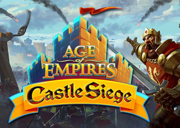 Age of Empires: Castle Siege pro Android