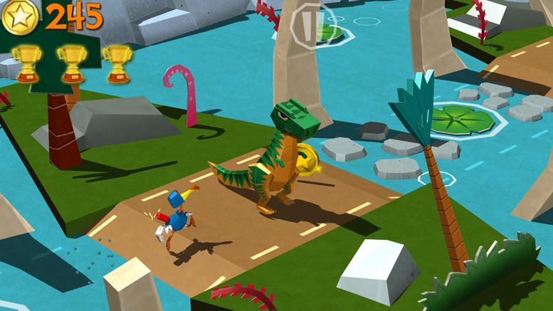 Objevte 5 nových nekonečných her pro iPhone a iPad