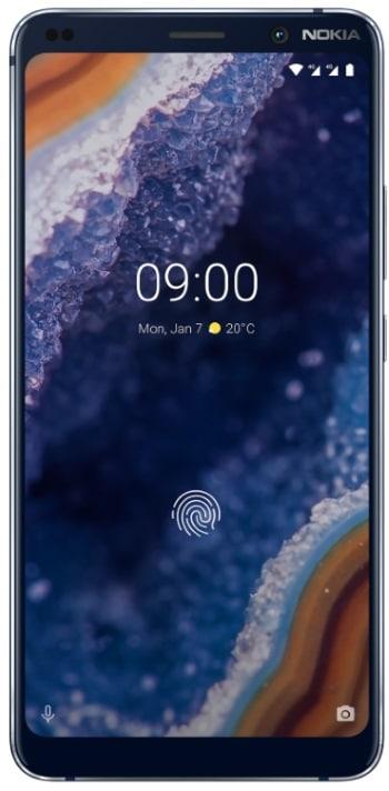 Nokia 9 PureView přináší 538 PPI POLED displej