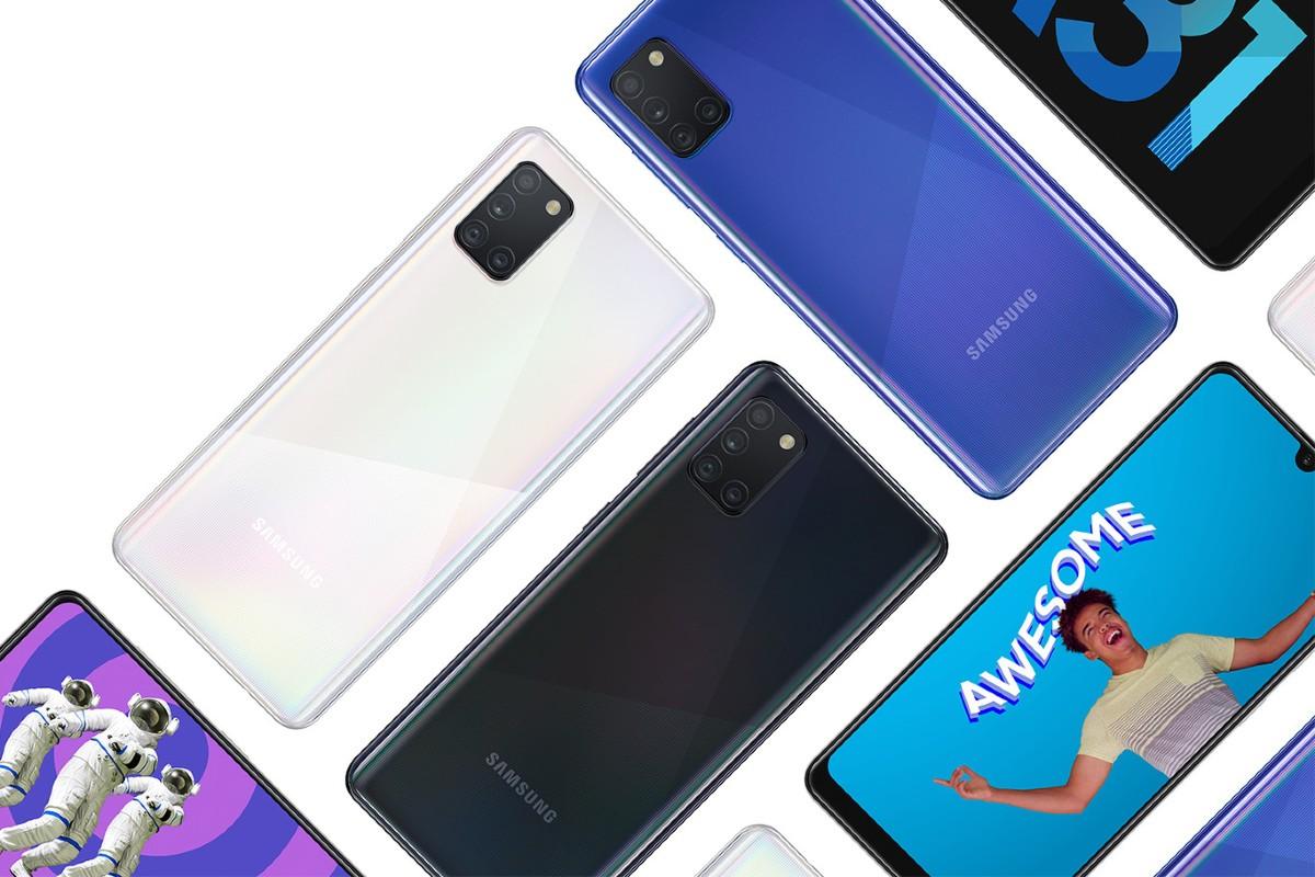 Samsung Galaxy A31, A21s a A11: specifikace a cena v Mexiku Co potřebujete vědět o nových smartphonech Samsung.