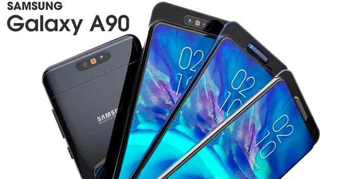 Specifikace Samsung Galaxy A90