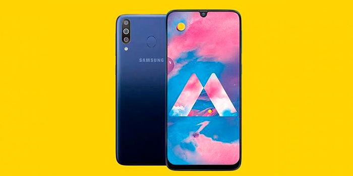 Funkce a cena Samsung Galaxy M30