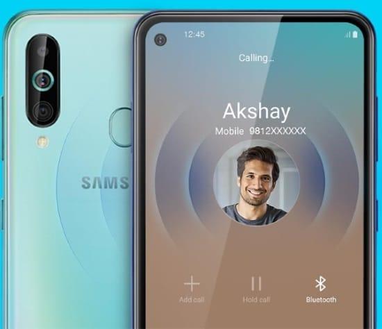 Samsung Galaxy M40 přináší 6 GB RAM, Snapdragon 675 a trojitý fotoaparát