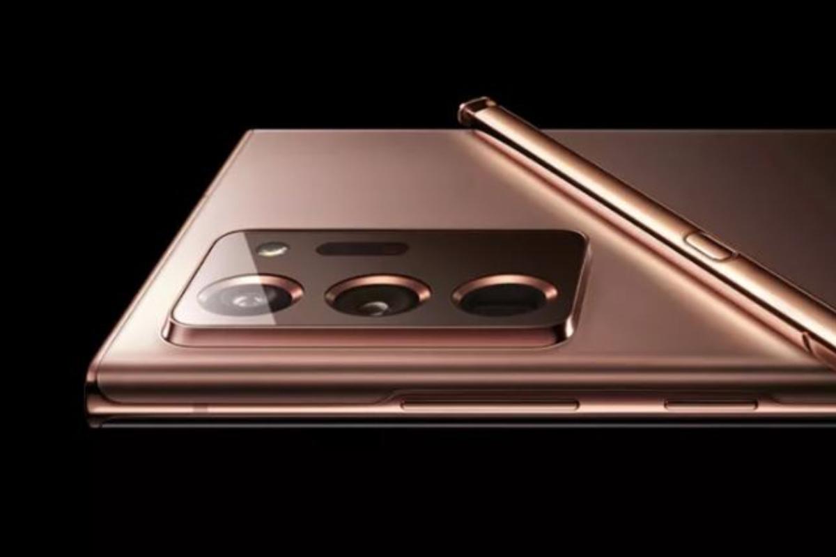 Samsung Galaxy Note 20 přináší dosud nejpodrobnější pohled. Skutečný podrobný detailní pohled na nový Samsung Galaxy Note 20.