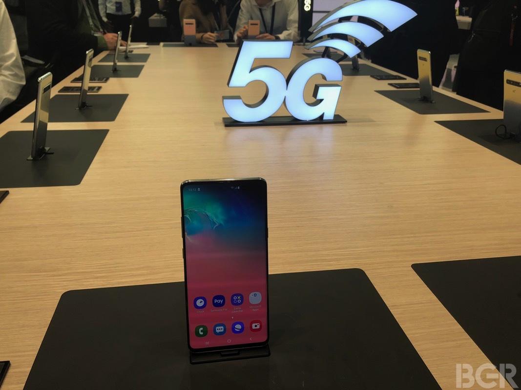 Samsung také vyrábí 5G modemy, ale pravděpodobně…