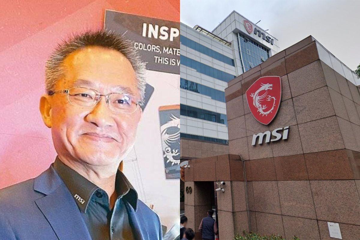 Smrt potvrzuje generálního ředitele společnosti MSI Charlese Chianga;  spadl ze sedmého patra prudkou ranou do technologického světa