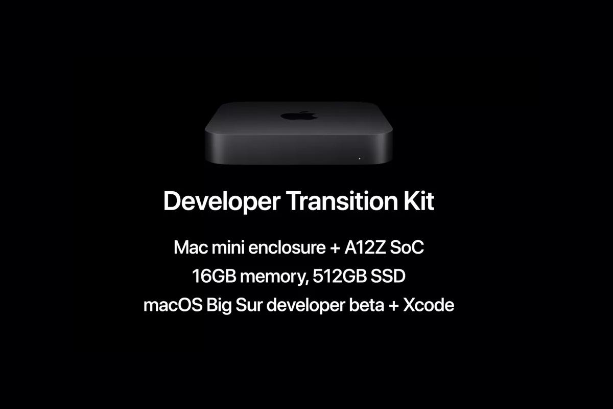 Společnost Apple oznámila nový Mac Mini s vlastními čipy pro vývojáře. Vývojáři budou moci otestovat čipy společnosti s vlastní sadou.