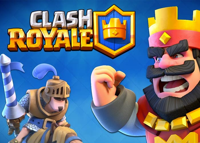 Clash Royale Retro výzva,
