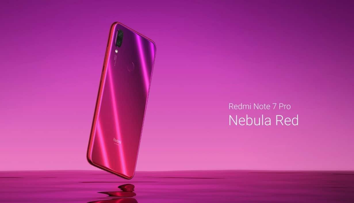 Xiaomi Note 7 Pro je dodáván s procesorem SD 675 a 128 GB ROM