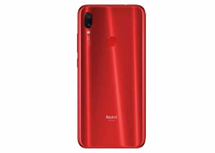 Xiaomi Redmi Note 7s přináší duální fotoaparát se snímačem 48 MP